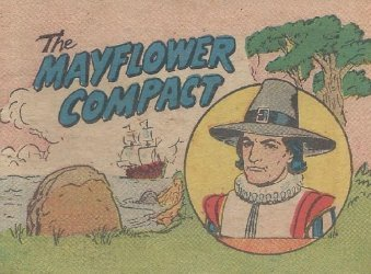 Vital Publications's The Mayflower Compact Issue nn