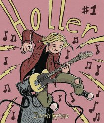 Its Alive's Holler Issue # 1