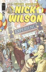 Image Comics's The Further Adventures of Nick Wilson Issue # 5