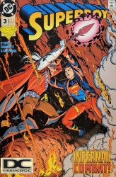 DC Comics's Superboy Issue # 3b