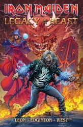 Heavy Metal's Iron Maiden: Legacy of the Beast TPB # 1