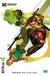 DC Comics's Young Justice Issue # 1e