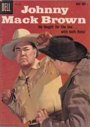 Dell Publishing Co.'s Johnny Mack Brown Comics Issue Info