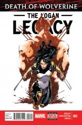 Marvel's Death of Wolverine: The Logan Legacy Issue # 2