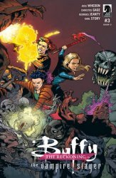 Dark Horse Comics's Buffy The Vampire Slayer Season 12: The Reckoning Issue # 3c