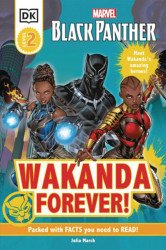 DK Publishing's Marvel Black Panther: Wakanda Forever TPB # 1
