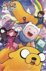 KaBOOM!'s Adventure Time Season 11 Issue # 1e