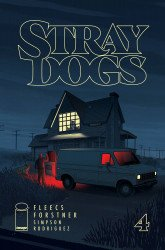 Image Comics's Stray Dogs Issue # 4