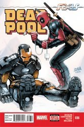 Marvel's Deadpool Issue # 36