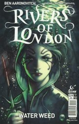 Titan Comics's Rivers of London: Water Weed Issue # 2