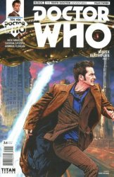Titan Comics's Doctor Who: 10th Doctor - Year Three Issue # 6d