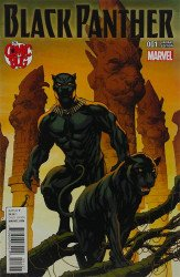 Marvel Comics's Black Panther Issue # 1-comicbug