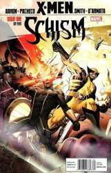 Marvel Comics's X-Men: Schism Issue # 1b