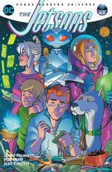 DC Comics's The Jetsons TPB # 1