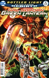 DC Comics's Hal Jordan and the Green Lantern Corps Issue # 12