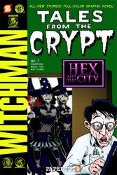 Papercutz's Tales from the Crypt Hard Cover # 7