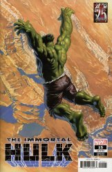 Marvel Comics's The Immortal Hulk  Issue # 15b