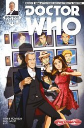 Titan Comics's Doctor Who: The 12th Doctor Issue # 1s