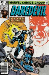 Marvel Comics's Daredevil Issue # 160