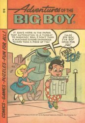 Timely Comics's Adventures of Big Boy Issue # 90