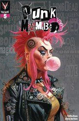 Valiant Entertainment's Punk Mambo Issue # 5