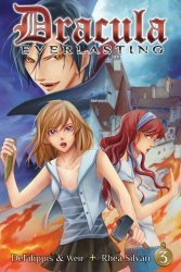 Seven Seas Entertainment's Dracula Everlasting Soft Cover # 3