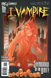 DC Comics's I, Vampire Issue # 5