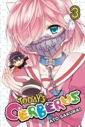Yen Press's Today's Cerberus Soft Cover # 3