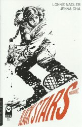 Monsters From The Vault's Black Stars Above Issue # 1b