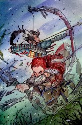 Titan Comics's Horizon: Zero Dawn Issue # 2jetpack-a