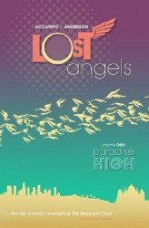 Comicker Press's Lost Angels TPB # 1