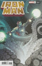 Marvel Comics's Iron Man Issue # 1f