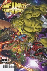 Marvel Comics's Infinity Wars Issue # 5d