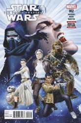Marvel's Star Wars: Episode VII: The Force Awakens Adaptation Issue # 2