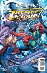 DC Comics's Convergence: Justice League Issue # 2