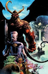 Image Comics's Seven to Eternity Issue # 14c