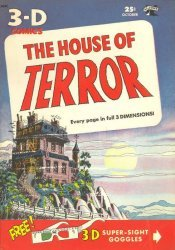 St. John Publishing Co.'s House of Terror Issue # 1