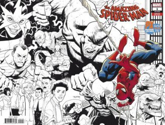 Marvel Comics's Amazing Spider-Man Issue # 1sdcc/px