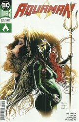 DC Comics's Aquaman Issue # 57