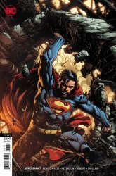 DC Comics's Superman Issue # 7b