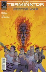 Dark Horse Comics's Terminator: Sector War Issue # 3