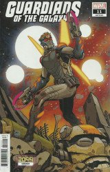 Marvel Comics's Guardians of the Galaxy Issue # 11b