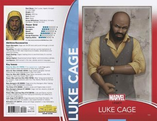 Marvel Comics's Luke Cage Issue # 166d