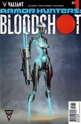 Valiant Entertainment's Armor Hunters / Bloodshot Issue # 1c