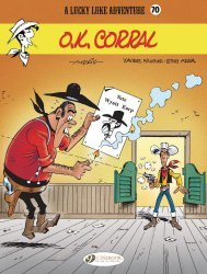 Cinebook's Lucky Luke TPB # 70