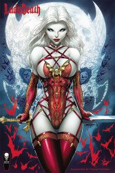 Coffin Comics's Lady Death: Scorched Earth Issue # 2c