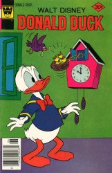 Gold Key's Donald Duck Issue # 184whitman
