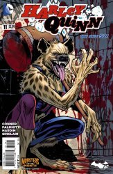 DC Comics's Harley Quinn Issue # 11b
