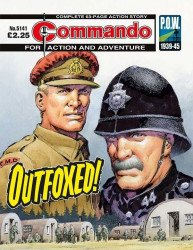 D.C. Thomson & Co.'s Commando: For Action and Adventure Issue # 5141