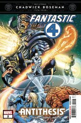 Marvel Comics's Fantastic Four: Antithesis Issue # 2